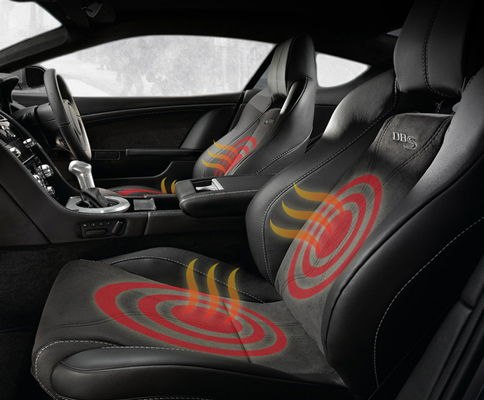 Heated Car Seats Installed Uk