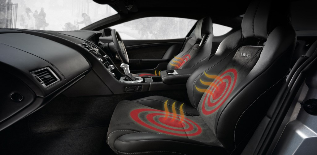 Heated Seat New Picture
