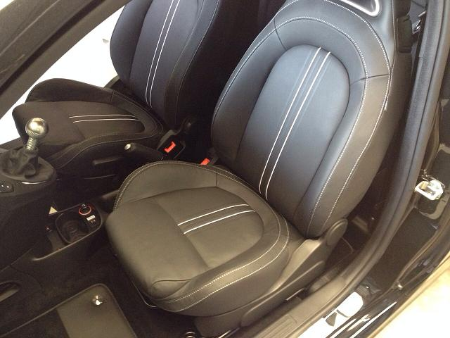 Abarth 595 Heated Seats