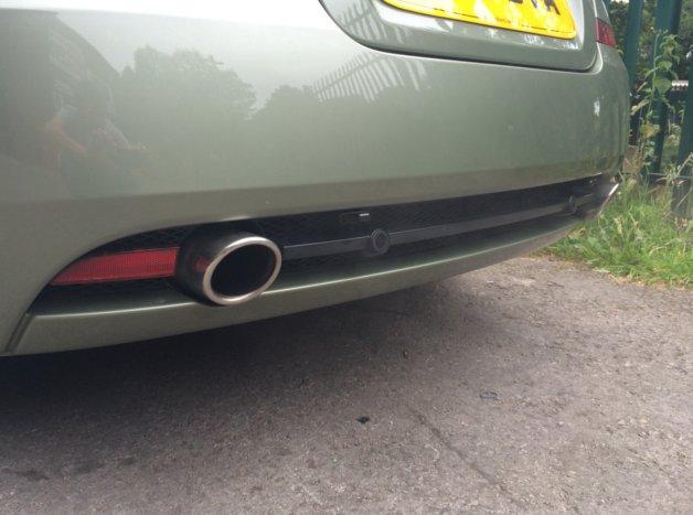 Aston Martin DB9 Laser Diffusers (2)