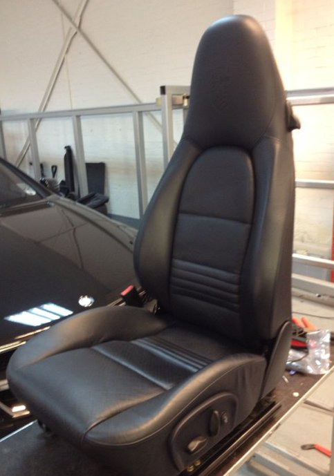 Porsche 911 Turbo Heated Seats Av Solutions