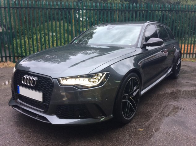 Laser Diffusers Audi RS6 Avant