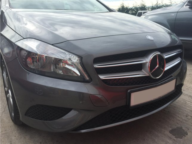 Mercedes A Class aftermarket Parking Sensors