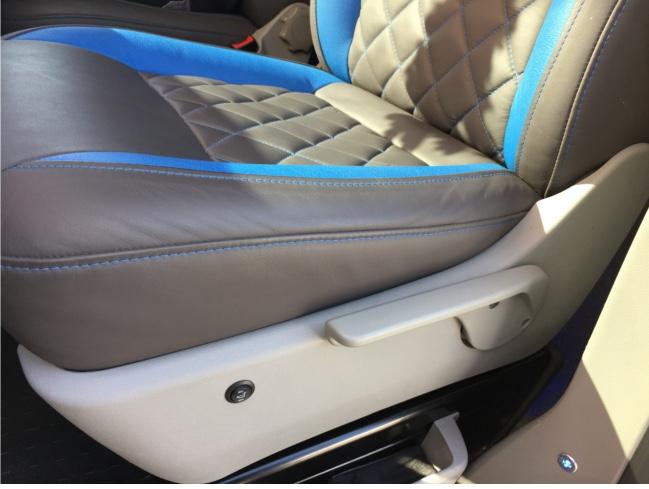 VW T5 Campervan Heated Seats
