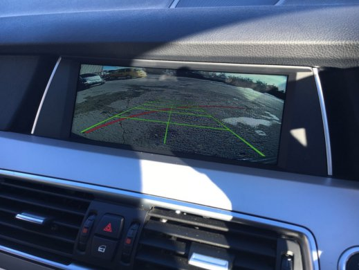 BMW 5 Series GT Reversing Camera