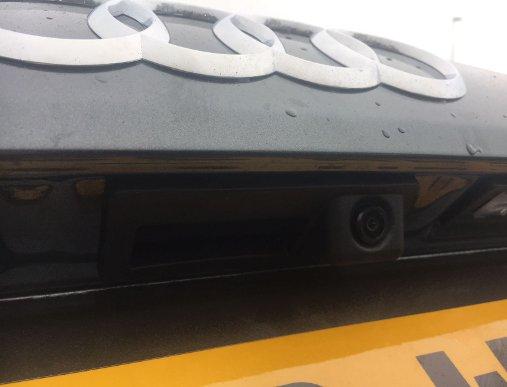 Audi Q3 Reversing Camera