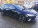 Audi RS6 Aftermarket Reversing Camera Kit
