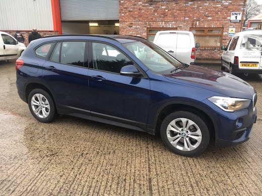 BMW X1 Heated Seats