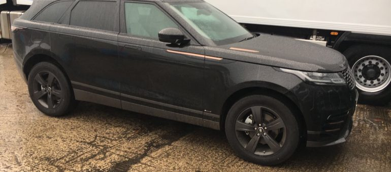 Range Rover Velar Parking Sensors