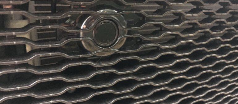 Audi TT Front Parking Sensors