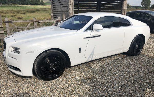 Trackstar CAT5 Rolls Royce Wraith