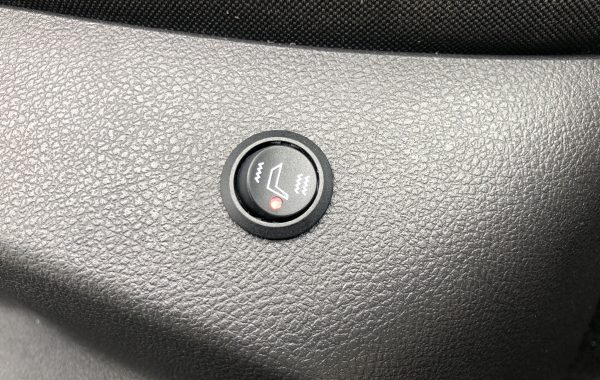 Ford Focus front heated seats