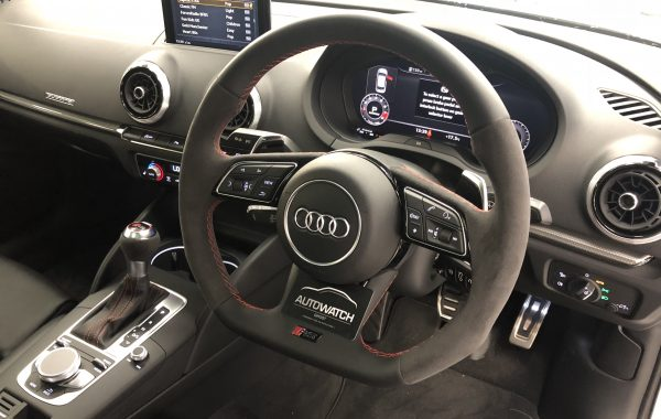 Audi RS3 Autowatch Ghost II